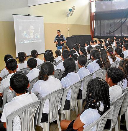 El consumo de drogas en Ecuador empieza a los 12 años