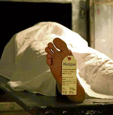 Joven 'resucita' en la morgue para seguir de fiesta