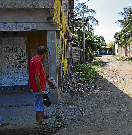 Moradores piden mejorar callejón Portoviejo
