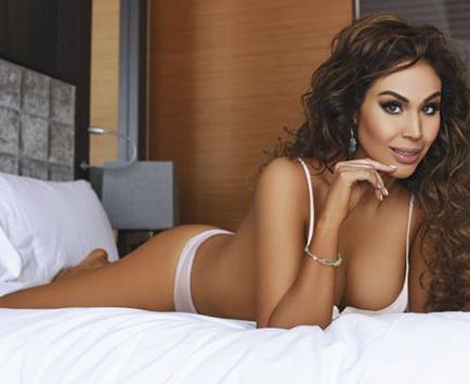 Tania Reza impacta en las  redes gracias a fotos  publicadas por Playboy