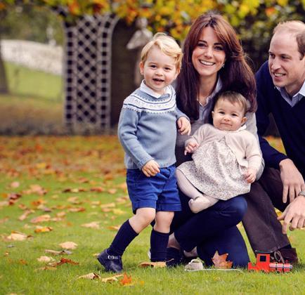 El príncipe Guillermo confiesa que la paternidad le ha vuelto más 'sensible'