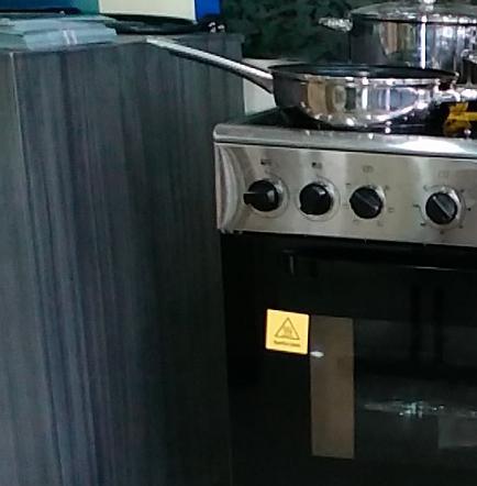 Cocinas de inducción importadas se comercializan en Santo Domingo