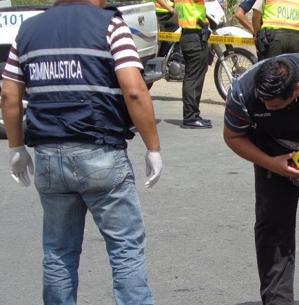 Intentan asesinar a un hombre en la vía Portoviejo-Crucita