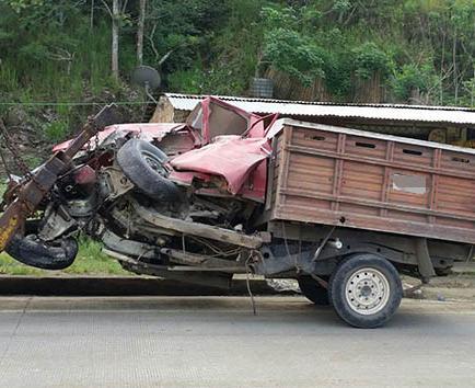 2 niños mueren en accidentes