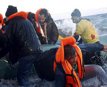 Grecia un niño de  2 años es  la primera víctima del mar