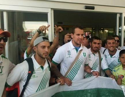Los refuerzos extranjeros de Liga de Portoviejo llegaron al país