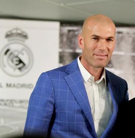 Zidane ilusiona a Florentino Pérez