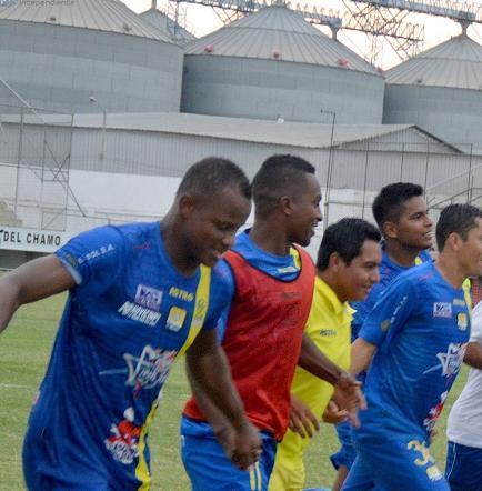 Delfín SC inicia su pretemporada en la Casa de la Selección
