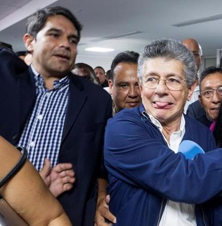 ¿Quién es Henry Ramos Allup, nuevo titular de la Asamblea venezolana?