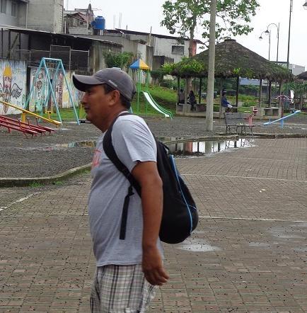 Parque lineal Manuel Ramos, un lugar para disfrutar