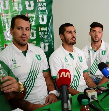 Presentan a los refuerzos extranjeros de Liga de Portoviejo