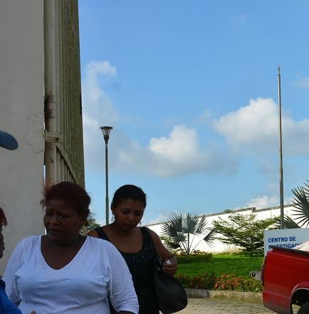 Cuerpo de indigente fue retirado del Centro Forense después de cuatro meses y medio