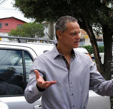 Esteban Paz: Luis Chiriboga debe renunciar