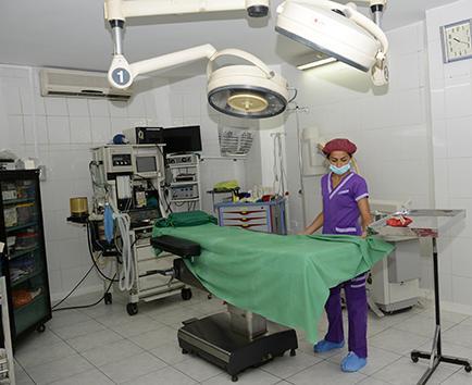 2 clínicas cierran para hacer mejoras