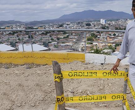 """Con """"ojo de águila"""" aumentarán seguridad en el sector El Mirador"""