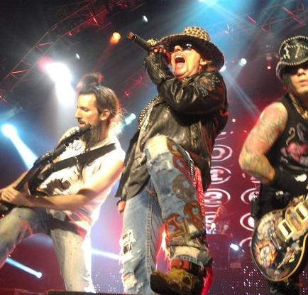 Guns N' Roses y LCD Soundsystem encabezan cartel del festival Coachella