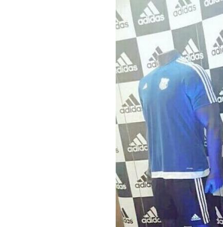 Se filtra la nueva indumentaria Adidas que utilizará Emelec en el 2016