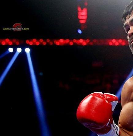 El boxeador Manny Pacquiao reitera que se retirará tras su pelea en abril