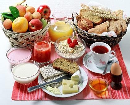 El desayuno ¿es lo más importante?
