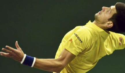 Djokovic alcanza los cuartos de final tras ganar a Verdasco