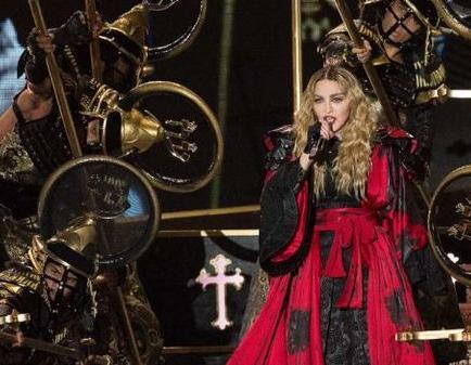 Madonna y sus excentricidades en su visita a México
