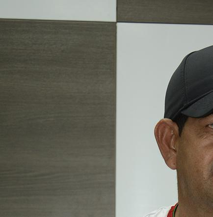 Manabita será DT de un club brasileño