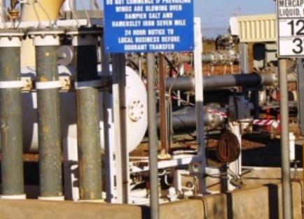 Declaran estado de emergencia en California por una gran fuga de gas metano