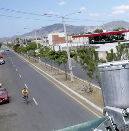 Tres calles pasan desde hoy a ser unidireccionales y cambia ruta de buses
