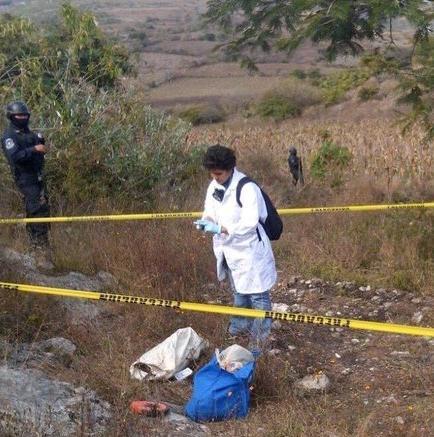 Hallan seis cadáveres en comunidad del estado mexicano de Guerrero