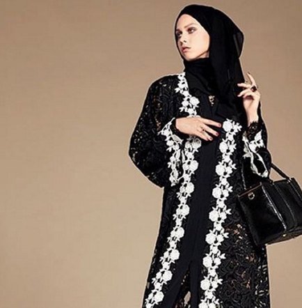 D&G revela su primera colección para la mujer musulmana