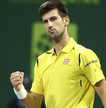 Djokovic sella el pase a semifinales tras vencer a Mayer