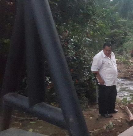 Lluvias afectaron el abastecimiento de agua en el cantón La Concordia