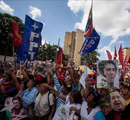 Chavismo pide al Supremo que anule cualquier decisión que tome el Parlamento