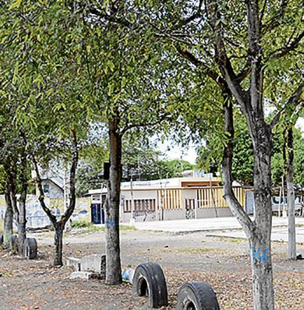 Ciudad Rodrigo ganó la adjudicación de obras en el parque La Rotonda