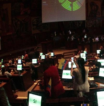 Asamblea Nacional aprueba Ley de Tierras con 98 votos