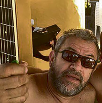 El 'Viejo Napo' y Dany Cobo se unen y brindan un show en Portoviejo