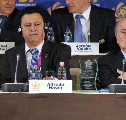 Comisión de la FIFA interviene la Federación de Fútbol de Honduras