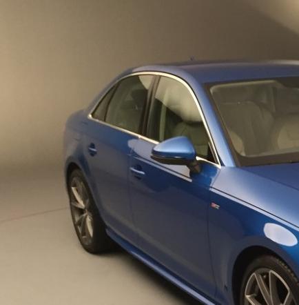 Audi presentará en el Salón de Detroit la nueva generación del A4