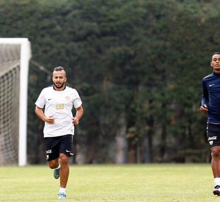 Fidel Martínez dice que Pumas va por la liga y la Libertadores