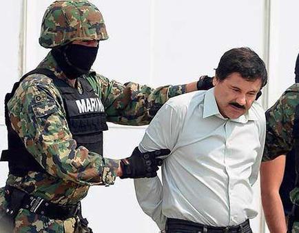 Recapturan a Joaquín 'El Chapo' Guzmán, anuncia el presidente de México