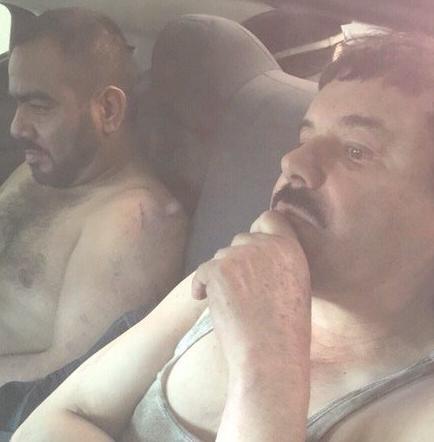 'El Chapo' Guzmán y su miedo de ser extraditado a EE.UU.