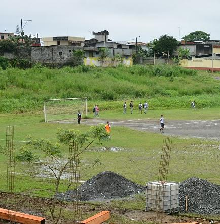 13 canchas serán mejoradas con obras de infraestructura