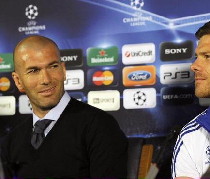 Xabi Alonso: 'Con Zidane todo el mundo tiene mucha ilusión'