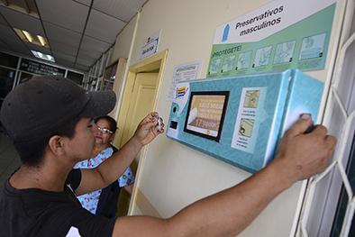 39 mil preservativos dieron en las unidades de salud