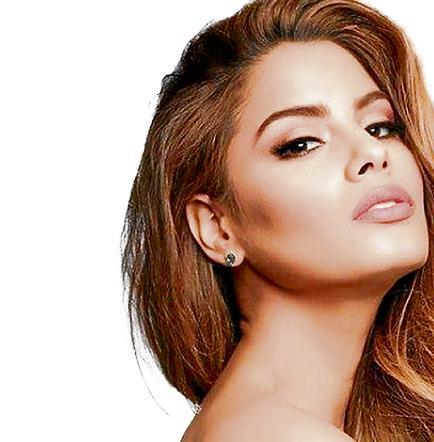 La Miss Colombia está en un dilema