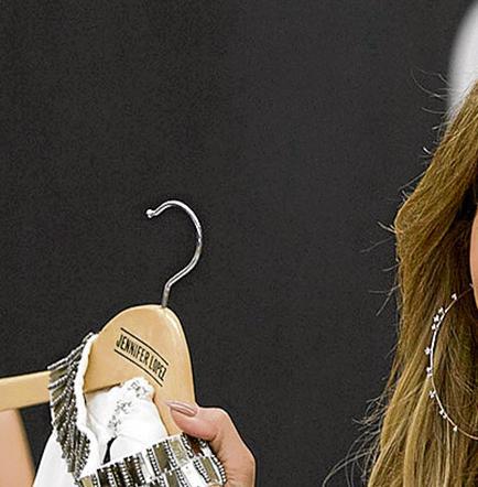 Jennifer López compra su ropa en tiendas que hacen descuentos
