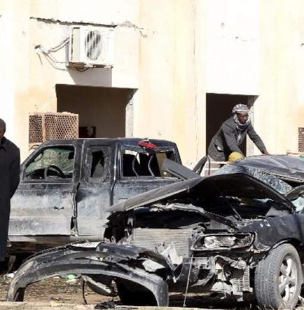 Más de 56 muertos en dos atentados