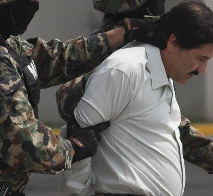 'El Chapo' fue detenido en un motel de carretera