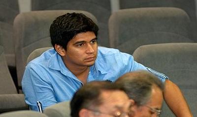 Levantan sanción de un año calendario a Jaime Estrada