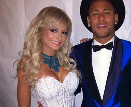 El fichaje sexi de Neymar es en UFC